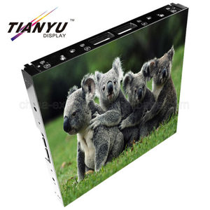 Screen Display P2.81 ​​SMD LED a todo color con M Serie De Tianyu Display